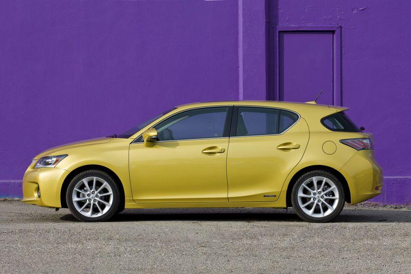 2011 Lexus CT 200h 07