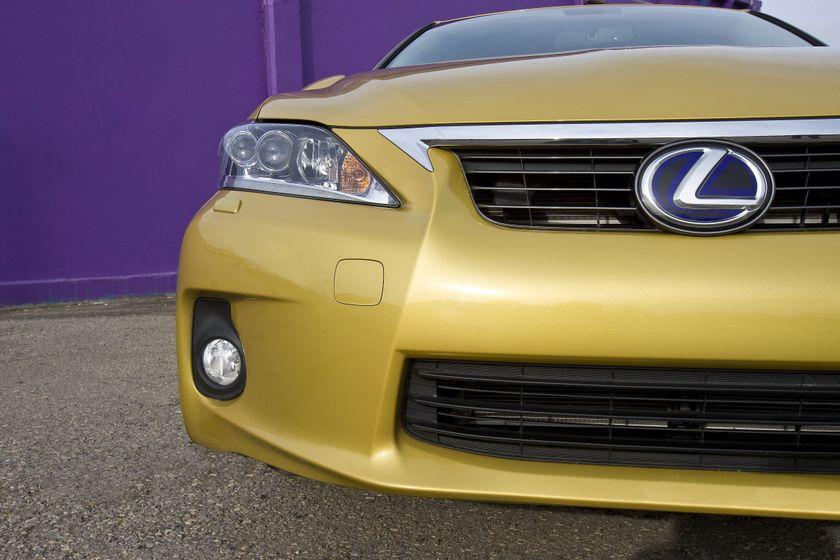 2011 Lexus CT 200h 57