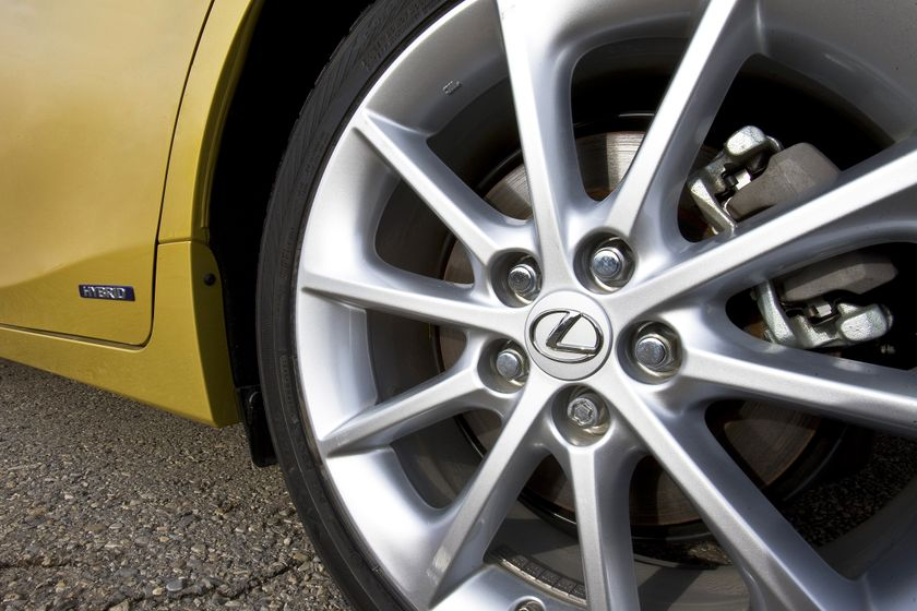 2011 Lexus CT 200h 55