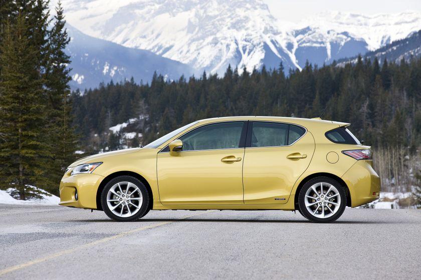 2011 Lexus CT 200h 54
