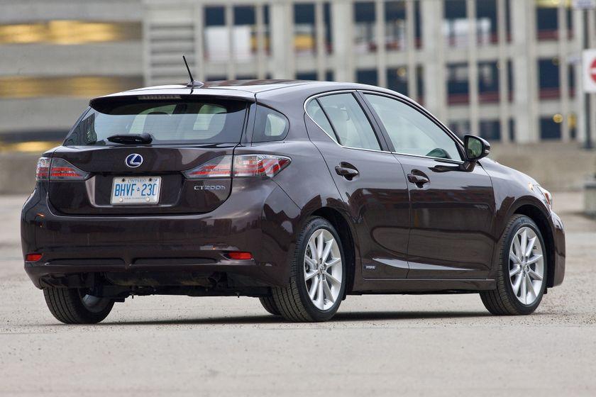 2011 Lexus CT 200h 53