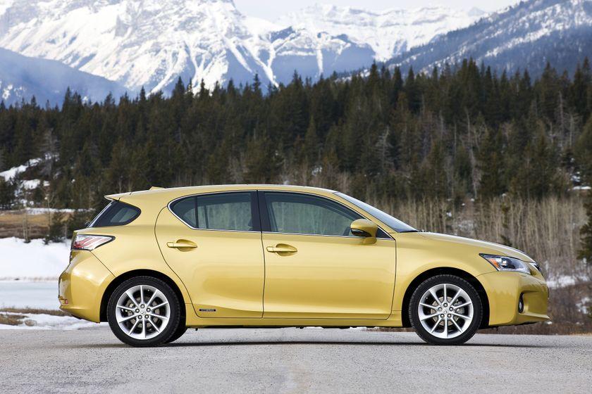 2011 Lexus CT 200h 49