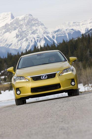 2011 Lexus CT 200h 48