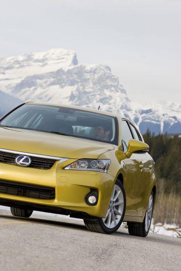 2011 Lexus CT 200h 47