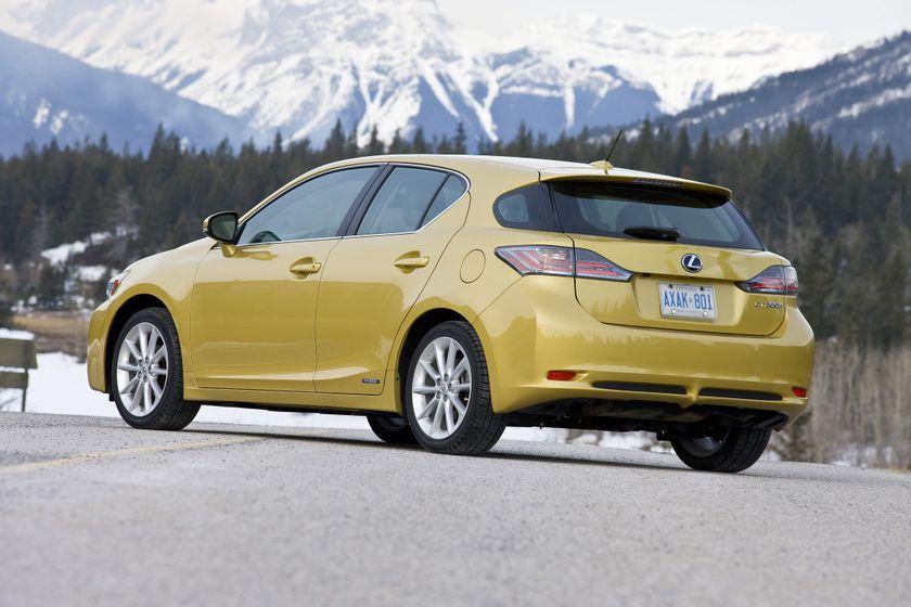 2011 Lexus CT 200h 45