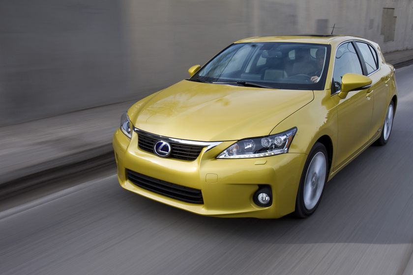 2011 Lexus CT 200h 44