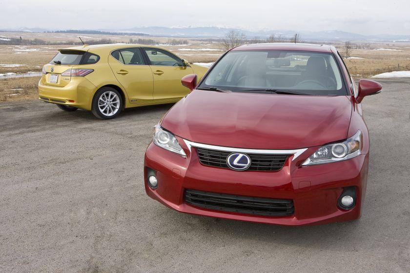 2011 Lexus CT 200h 33