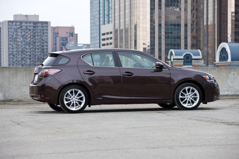 2011 Lexus CT 200h 80