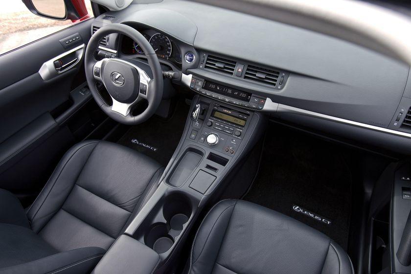 2011 Lexus CT 200h 68