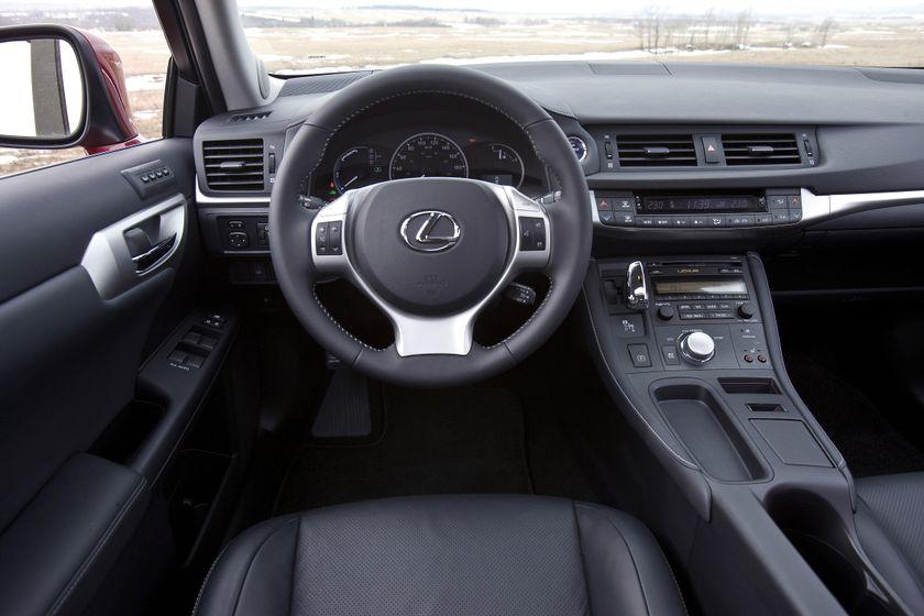 2011 Lexus CT 200h 69