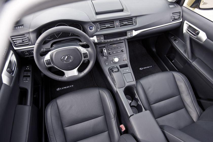 2011 Lexus CT 200h 62