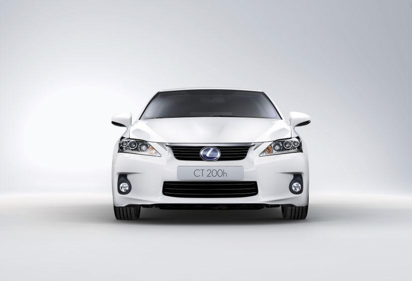 2011 Lexus CT200h 19
