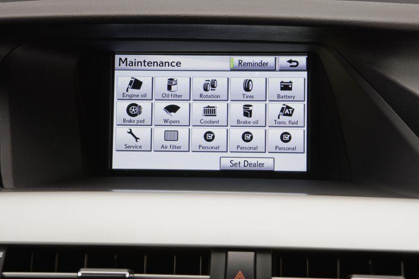 2012 Lexus RX350 75