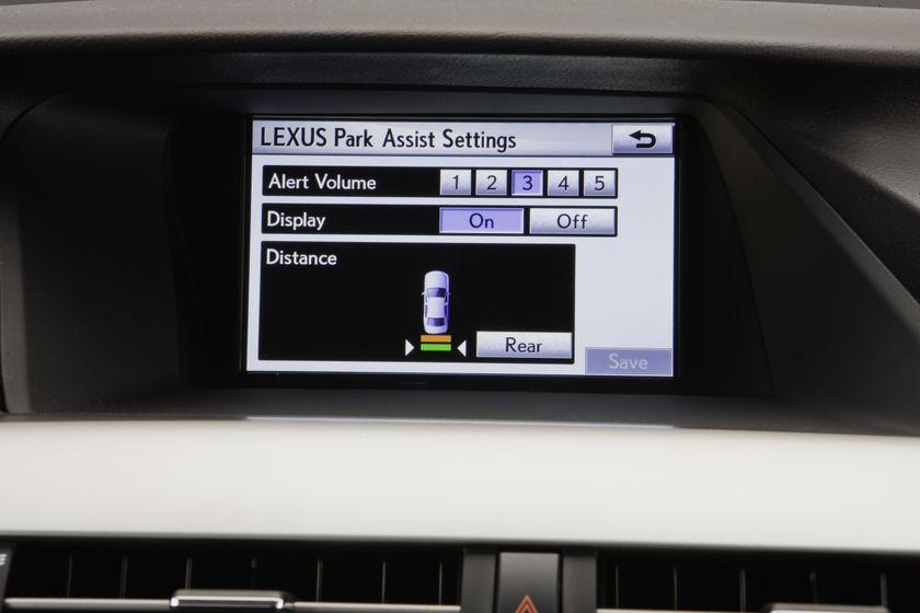 2012 Lexus RX350 73