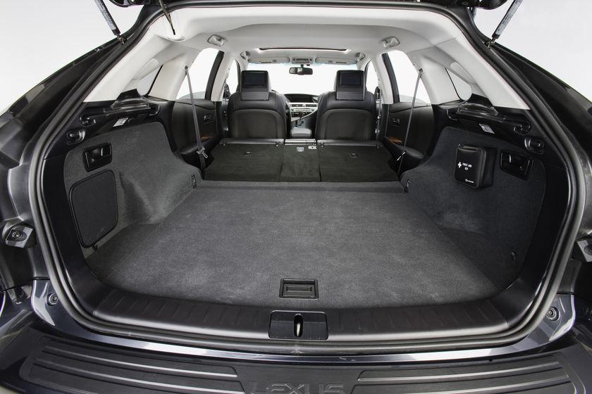 2012 Lexus RX350 53