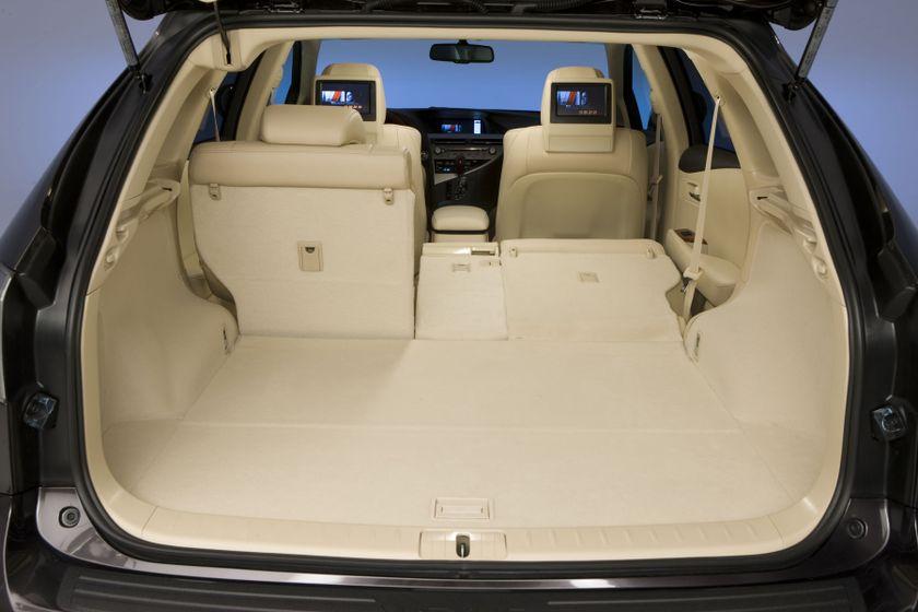 2012 Lexus RX350 49