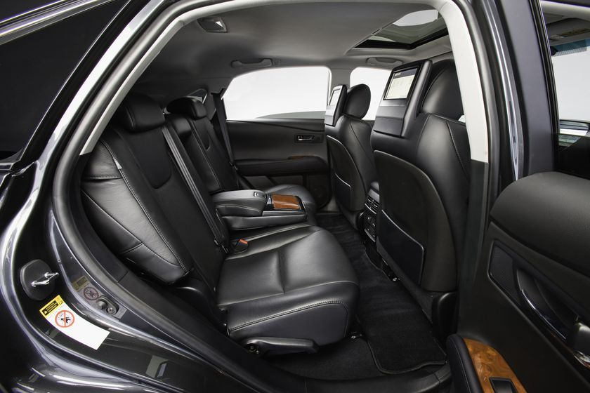 2012 Lexus RX350 48