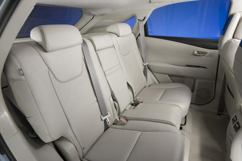 2012 Lexus RX350 46