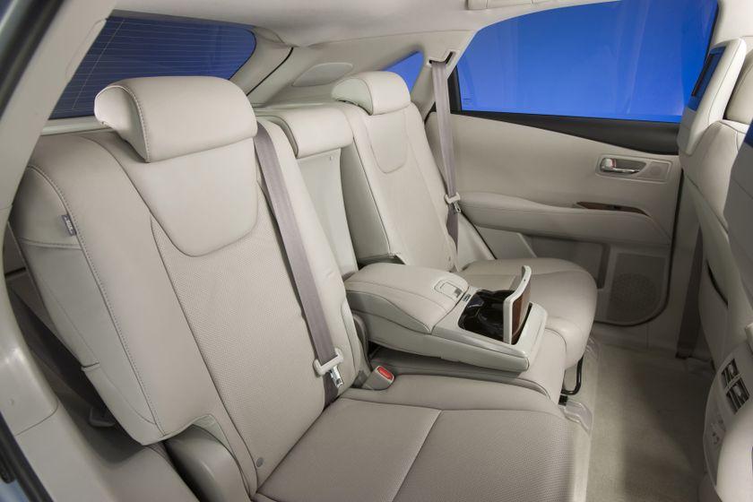 2012 Lexus RX350 45