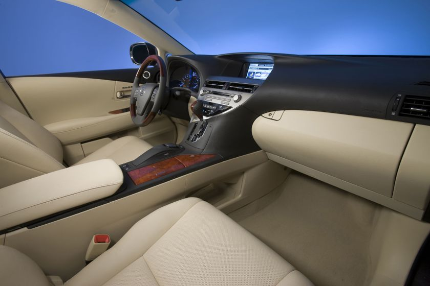 2012 Lexus RX350 40