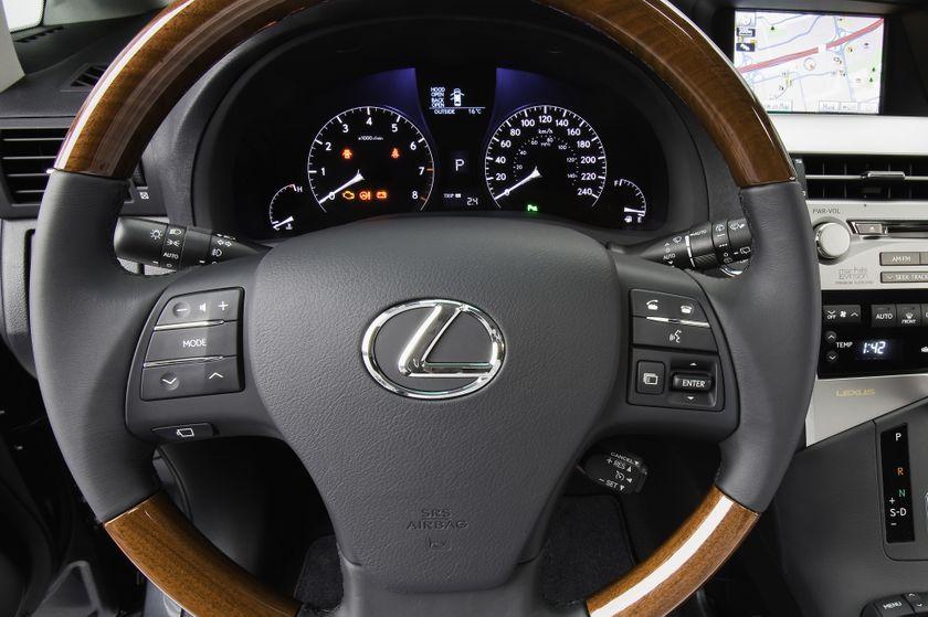 2012 Lexus RX350 34