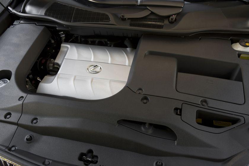 2012 Lexus RX450 89