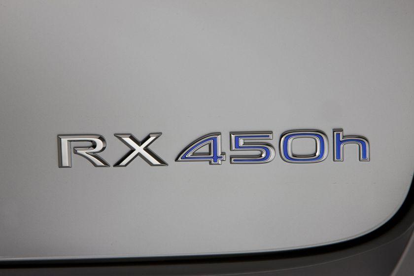 2012 Lexus RX450 88