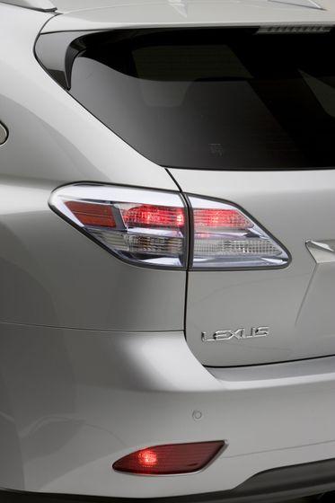 2012 Lexus RX450 79