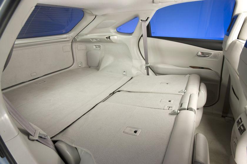 2012 Lexus RX450 53
