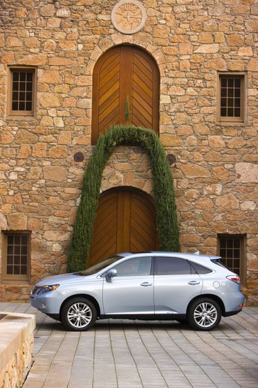 2012 Lexus RX450 44