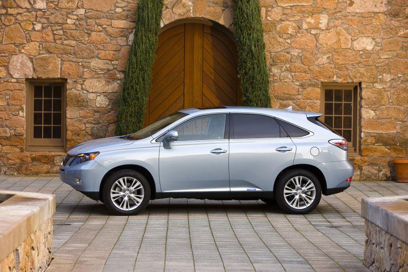 2012 Lexus RX450 43