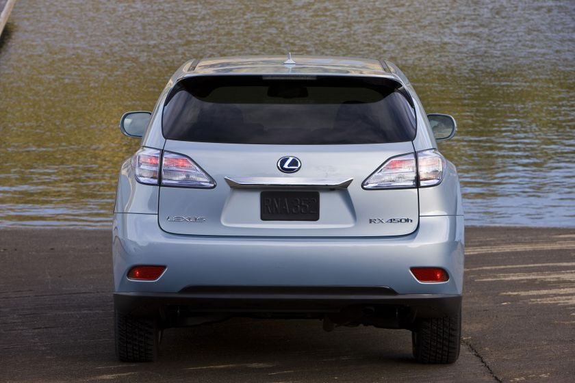 2012 Lexus RX450 28