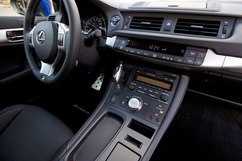 2012 Lexus CT 200h F-Sport 19