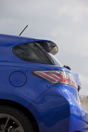 2012 Lexus CT 200h F-Sport 33