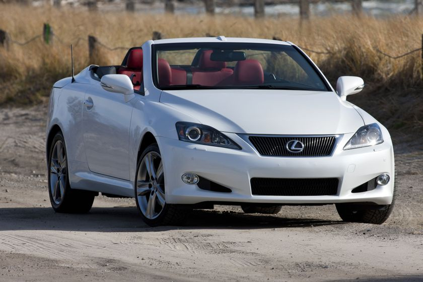 2012 Lexus IS CV Special 05