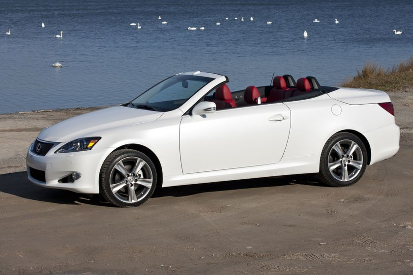 2012 Lexus IS CV Special 07