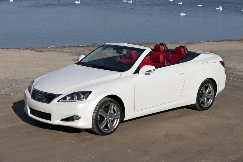 2012 Lexus IS CV Special 08