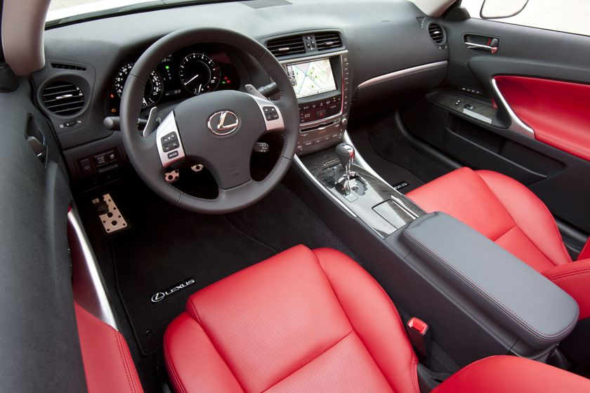 2012 Lexus IS CV Special 16