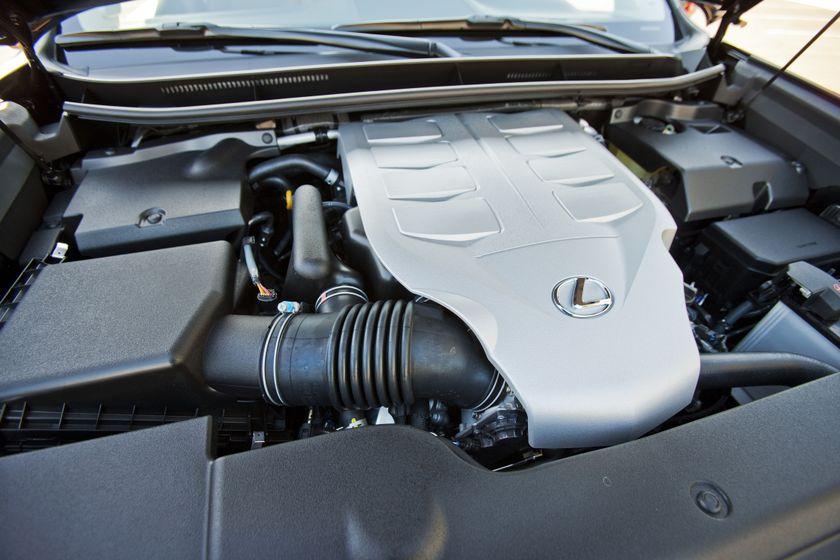 2012 Lexus GX 460 53