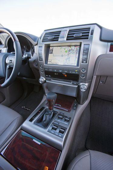 2012 Lexus GX 460 43