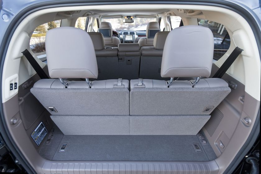 2012 Lexus GX 460 38