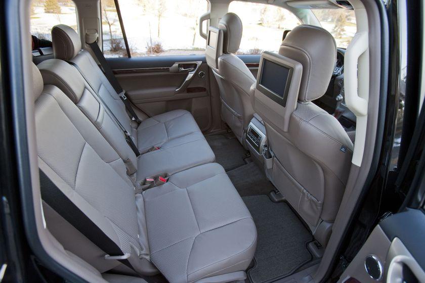 2012 Lexus GX 460 36