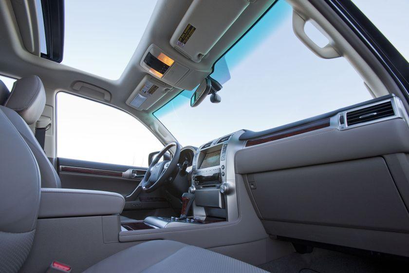 2012 Lexus GX 460 35