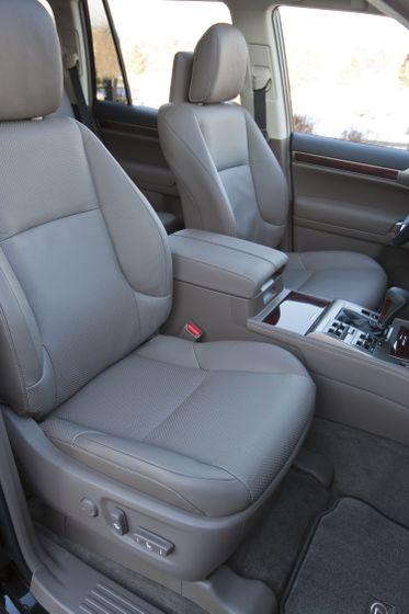 2012 Lexus GX 460 34