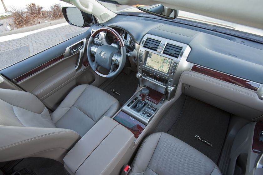 2012 Lexus GX 460 31