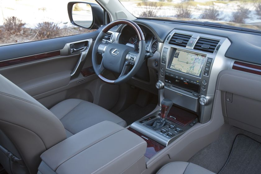 2012 Lexus GX 460 30