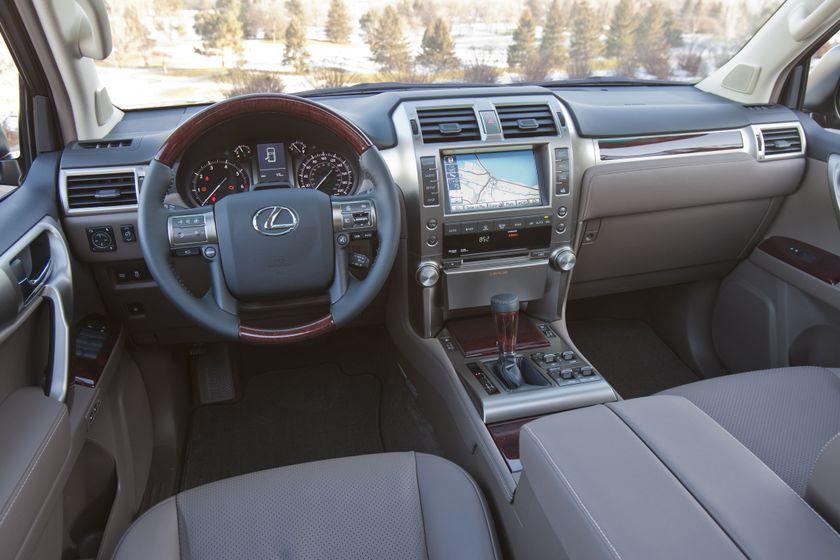 2012 Lexus GX 460 29