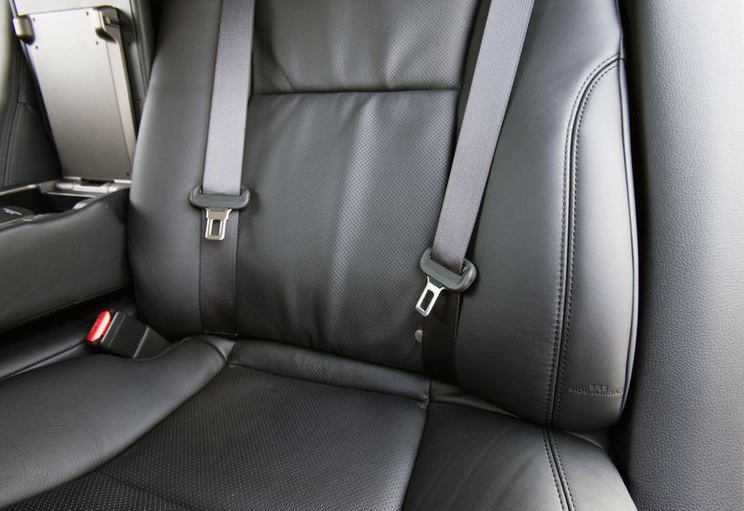 2012 Lexus LS 600h 47