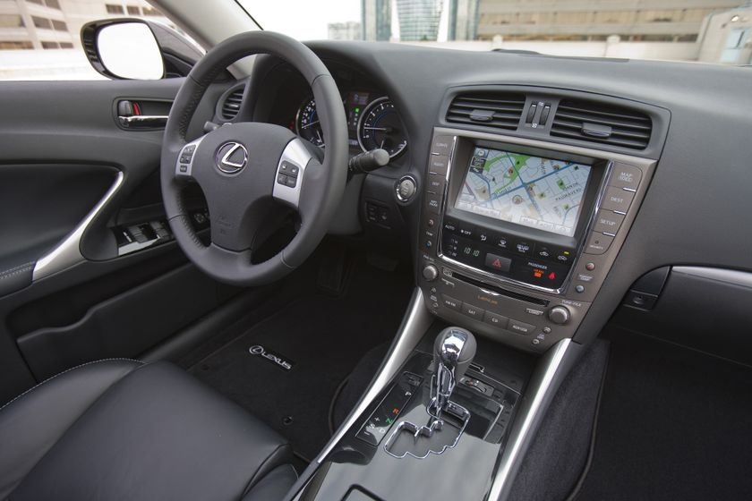 2012 Lexus IS 250 AWD 27
