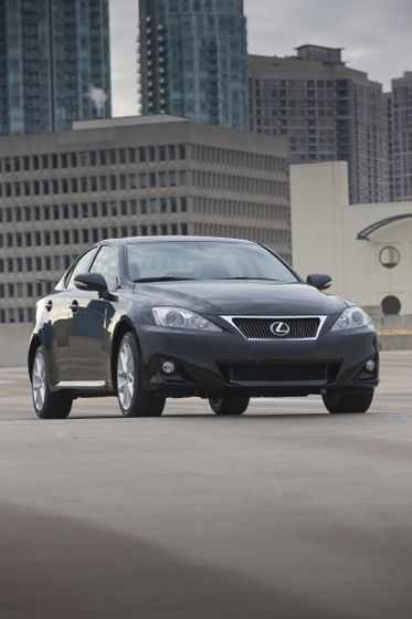 2012 Lexus IS 250 AWD 25